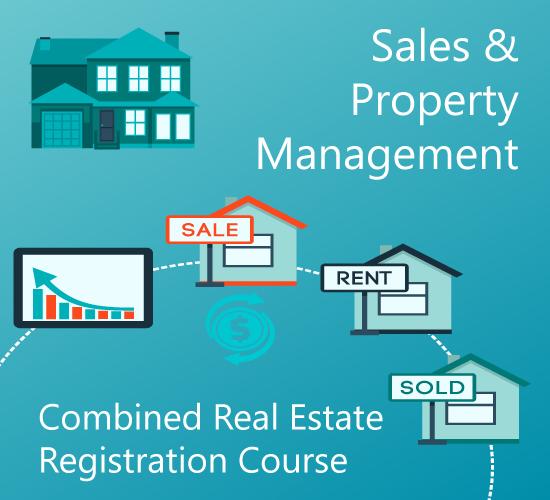 Real Estate Registration Course: Enter the real estate
