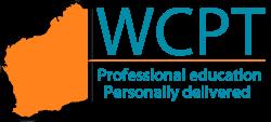 WCPT Retina Logo